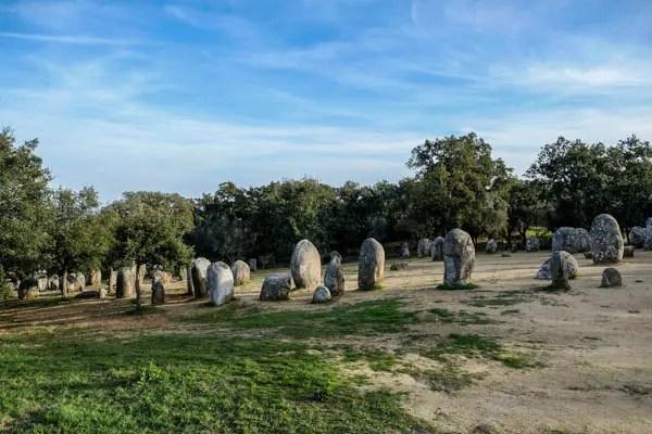 Resultado de imagem para Cromeleque do Alamendres, Portugal