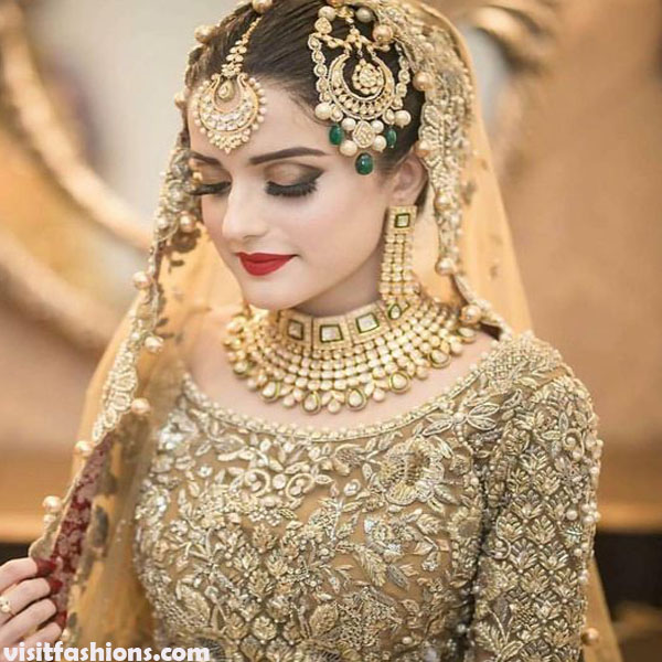 Latest Top 10 Wedding Makeup Looks For Bridle In 2020