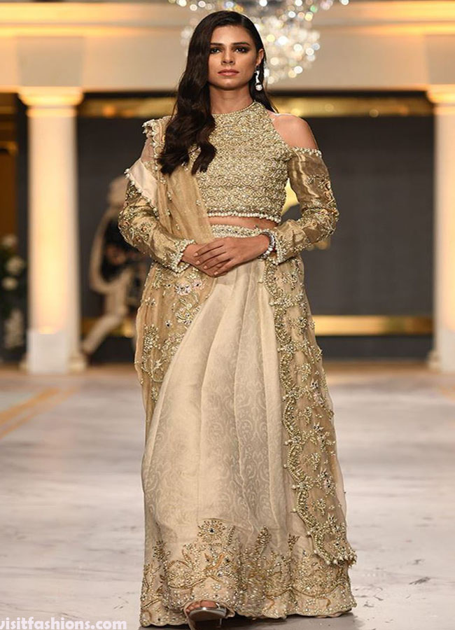 Latest Bridal Dresses In Pakistan For Wedding In 2020