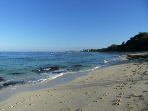 Patar Beach in Bolinao, Pangasinan