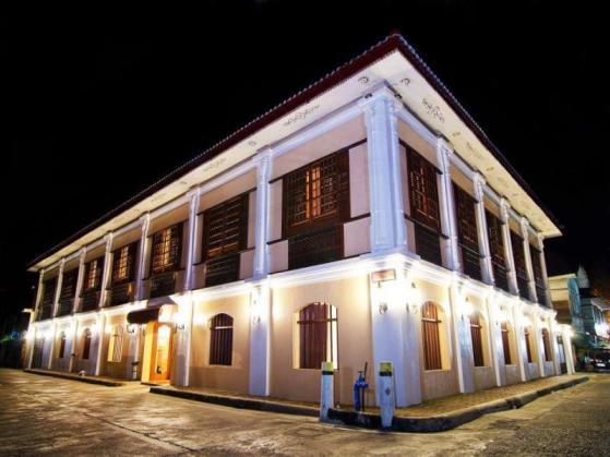Hotel Felicidad in Vigan