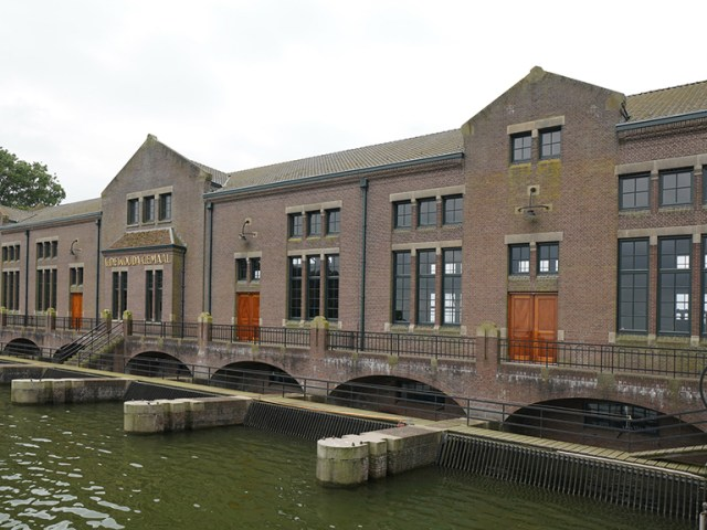 Visit Wouda steam pumping system | Things to do in Friesland, The Netherlands | Visiting Lemmer | Photo by Bert Knot |