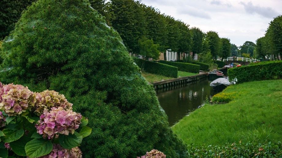 How to spend a day in Ijlst, The Netherlands | 11-cities Friesland to visit | Most scenic places The Netherlands