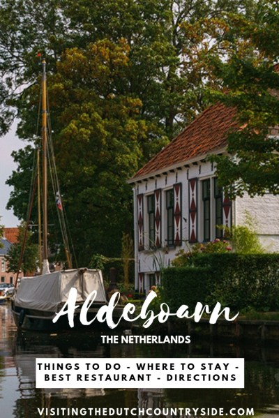 Explore and travel to one of the many small, medieval towns of Friesland, The Netherlands. Aldeboarn is a small village that is off the beaten path. Here you will find the best things to do in Aldeboarn, Friesland, best hotels and more.