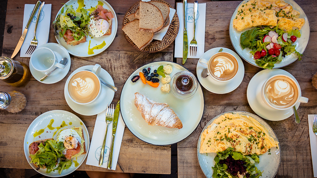 8 X Best Breakfast Spots In Leiden The Netherlands Where