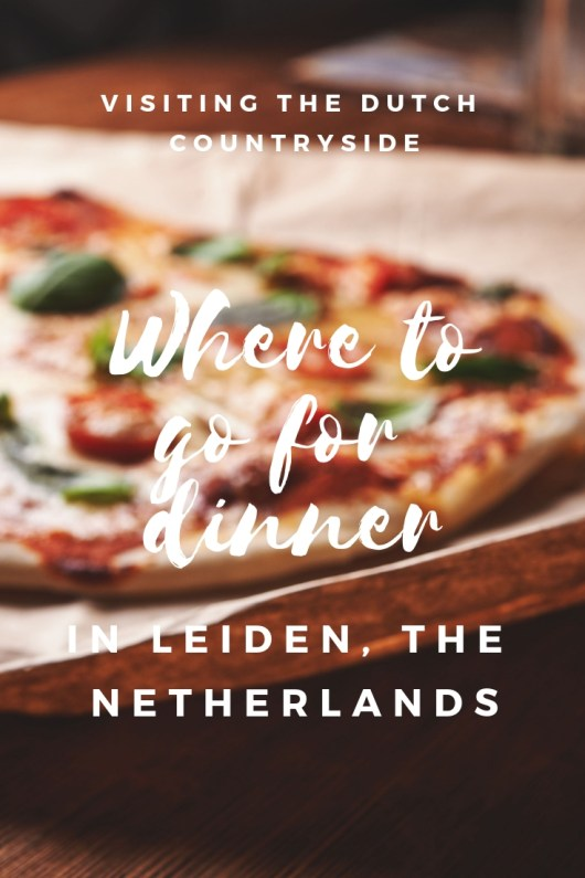 Where to eat dinner in Leiden The Netherlands | Best restaurants in Leiden The Netherlands | Where to eat in Leiden The Netherlands | Best Italian restaurants Leiden | #restaurantsleiden #leiden #dinnerleiden