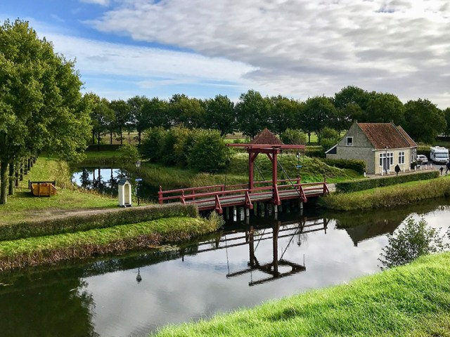 Spending one day in fortified city of Bourtange The Netherlands | Must do's in Bourtange Groningen | Best day trips from Groningen The Netherlands | Fortified cities in The Netherlands to visit
