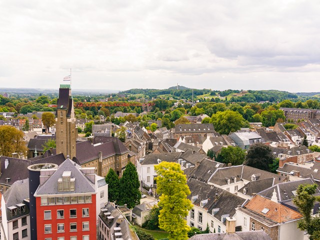 Fort St Pieter Maastricht to visit | Best views of Maastricht | Walking tour of Maastricht