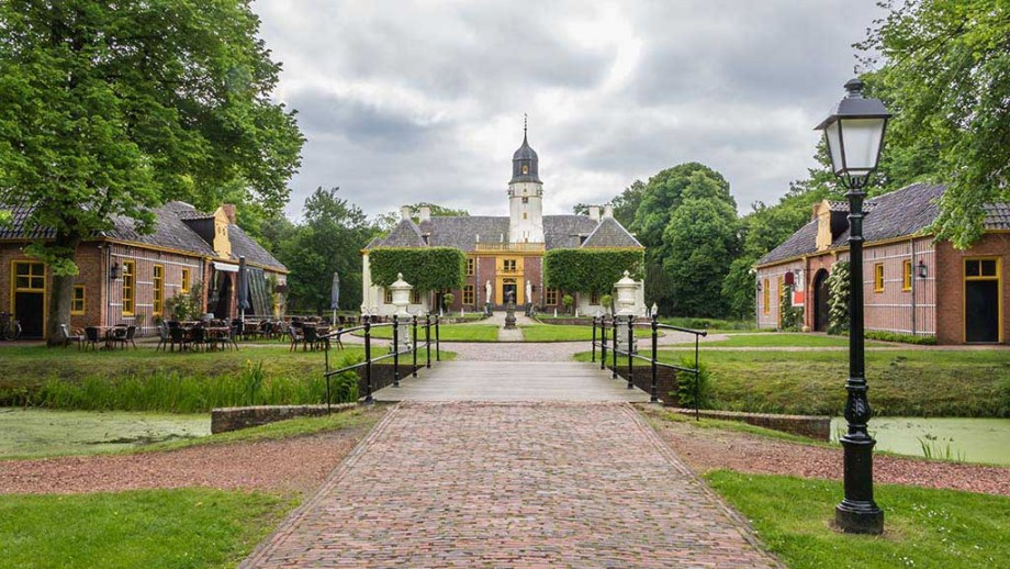 castle Fraeylemaborg in the province of Groninge, The Netherlands, is one of the few remaining borgen of the Northern part of the country.