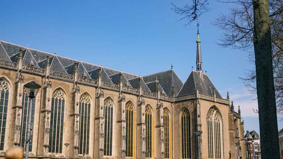 Lebuinuskerk in Deventer, Overijssel, The Netherlands