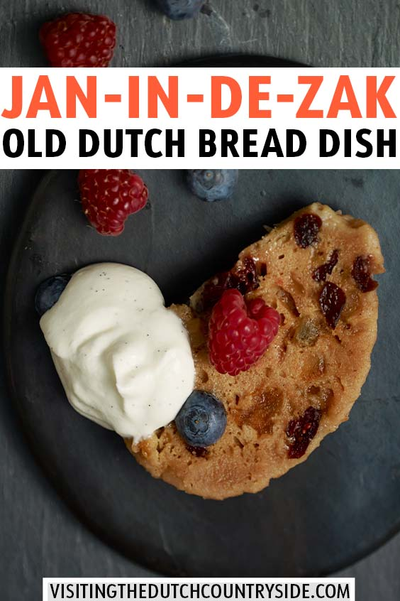 A photo of the cover of the cookbook The Dutch Kitchen: written by Claartje Lindhout