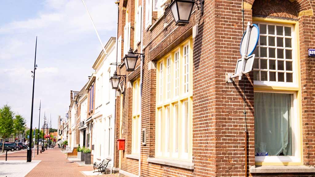 free walking tour in vianen city town utrecht region province netherlands holland