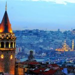 Galata Tower Istanbul Visit Istanbul evening