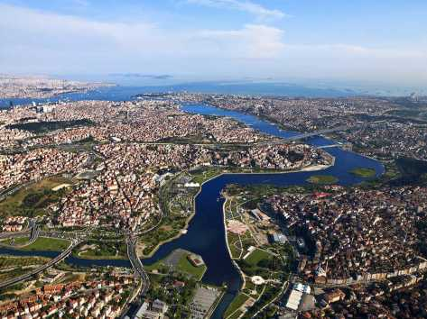The Golden Horn Istanbul