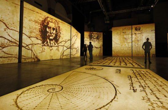 Leonardo Da Vinci Exhibition is Opening in Istanbul!