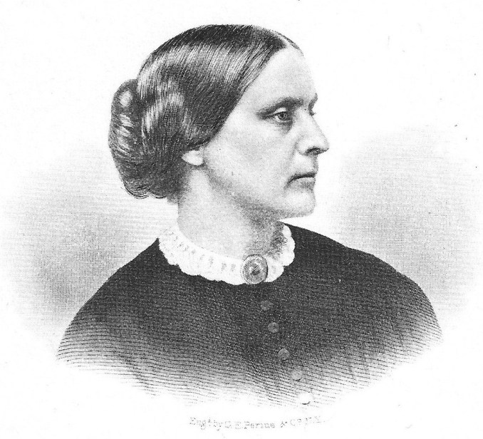 silencing women: susan b. anthony and suffrage in 1865