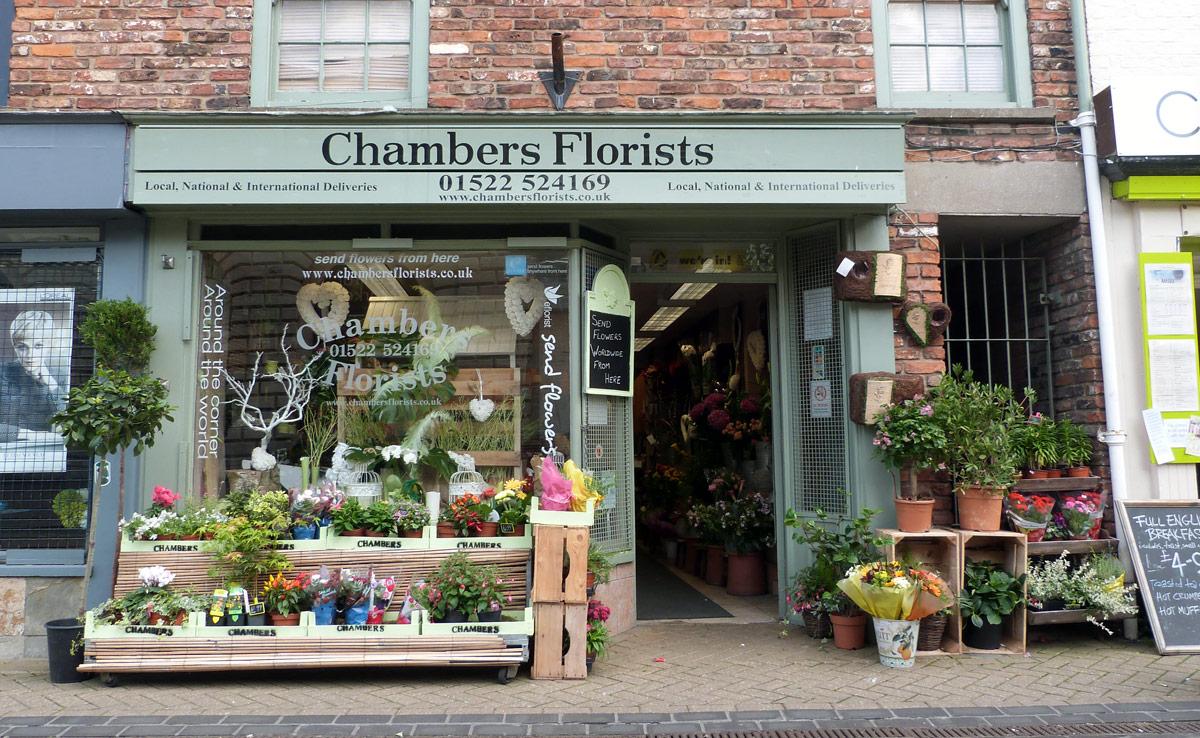 Chambers Florist Shop Lincoln
