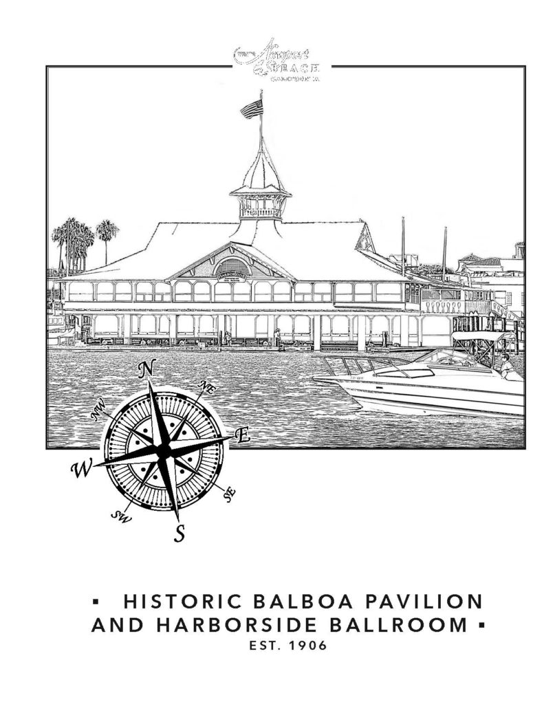 Newport Beach Coloring Pages Visit Newport Beach
