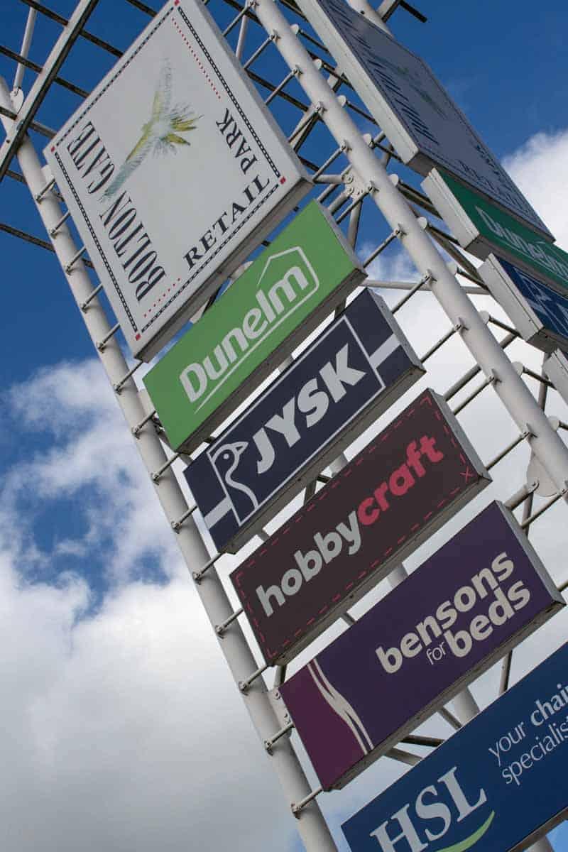 Bolton Gate Retail Park Pc World Currys B Amp Q
