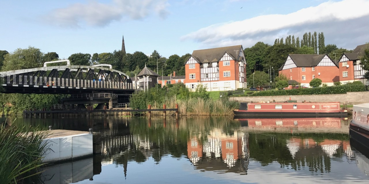Northwich Waterways