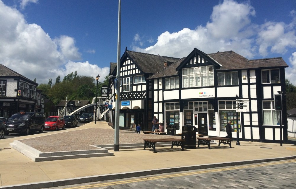 Independent Shops in Northwich