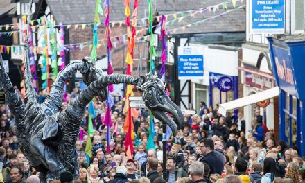 Northwich Business Improvement District investing in town centre events