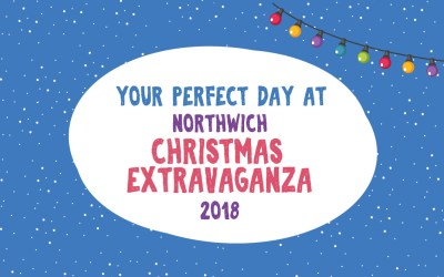 Your perfect day at this year's Christmas Extravaganza