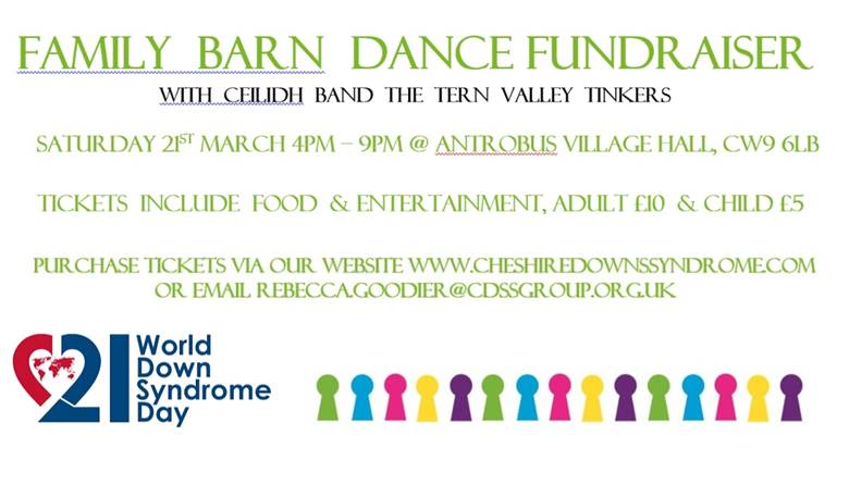 Family Barn Dance Fundraiser