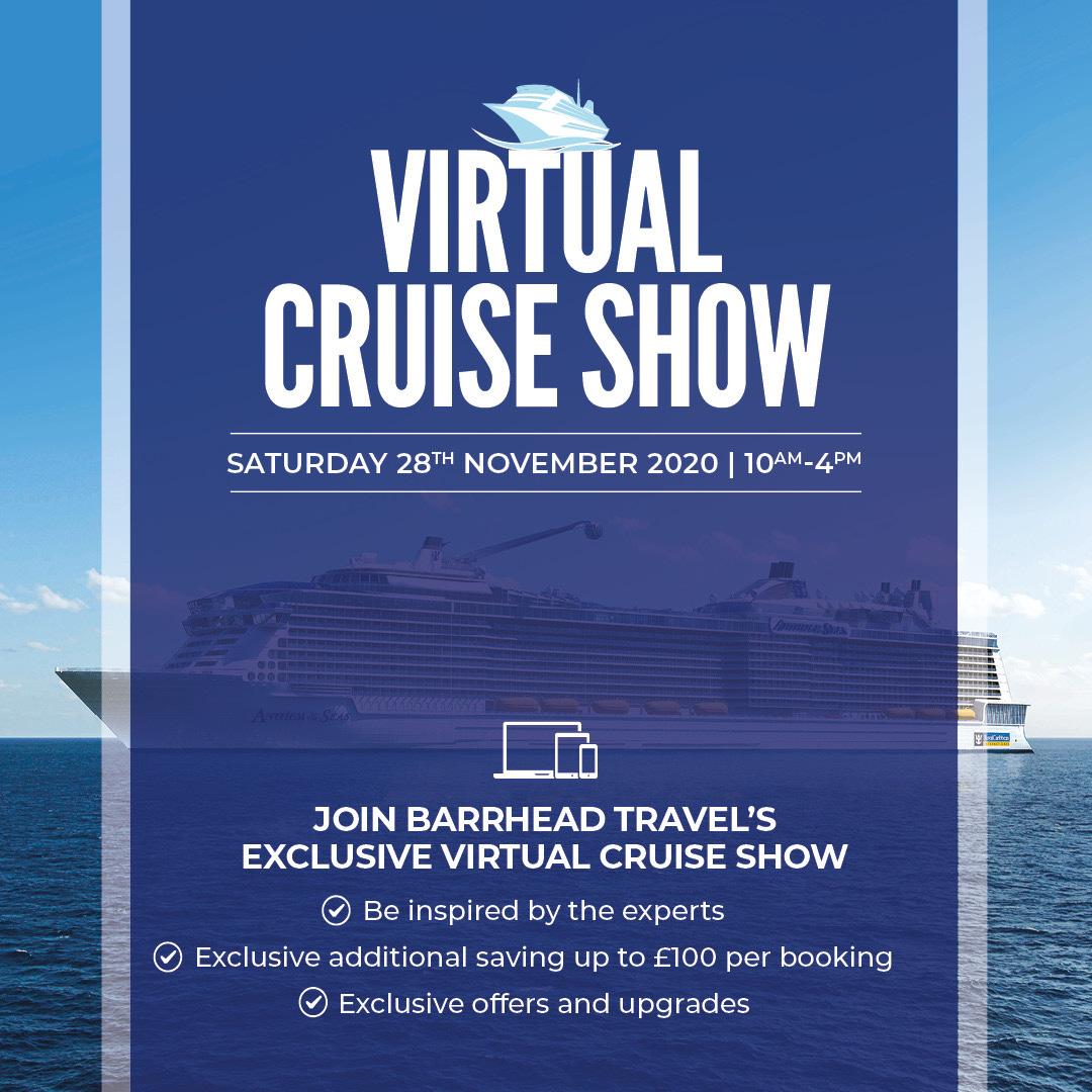 Virtual Cruise Event