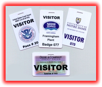 Visitor Badge Template. simple visitor management solutions ...