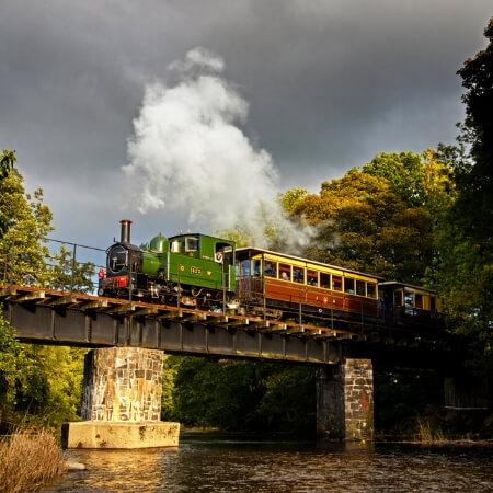 Welshpool Railway
