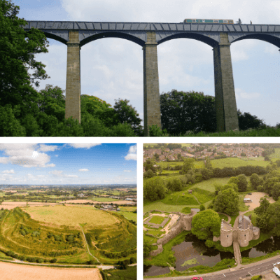 Visit Oswestry Iconic Attractions
