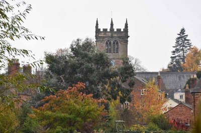 Ellesmere Church