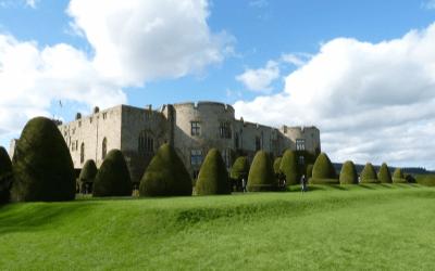 North Wales castles