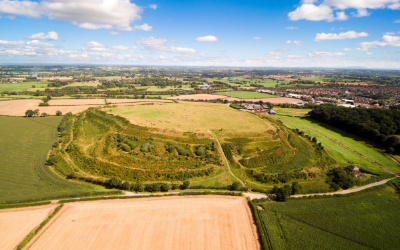 Old Oswestry historic site