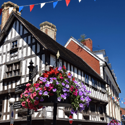Oswestry Town trail