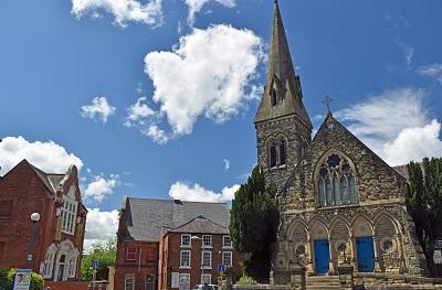 Christ Church Oswestry