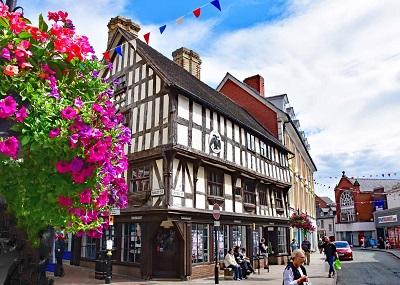 Llwyd Mansion  Cross Street