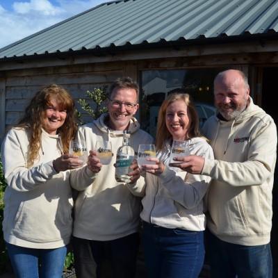 Henstone Distillery Oswestry Awarded Double Gold