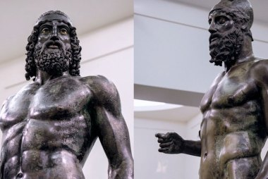 The Bronzes of Riace, National Museum of Reggio Calabria