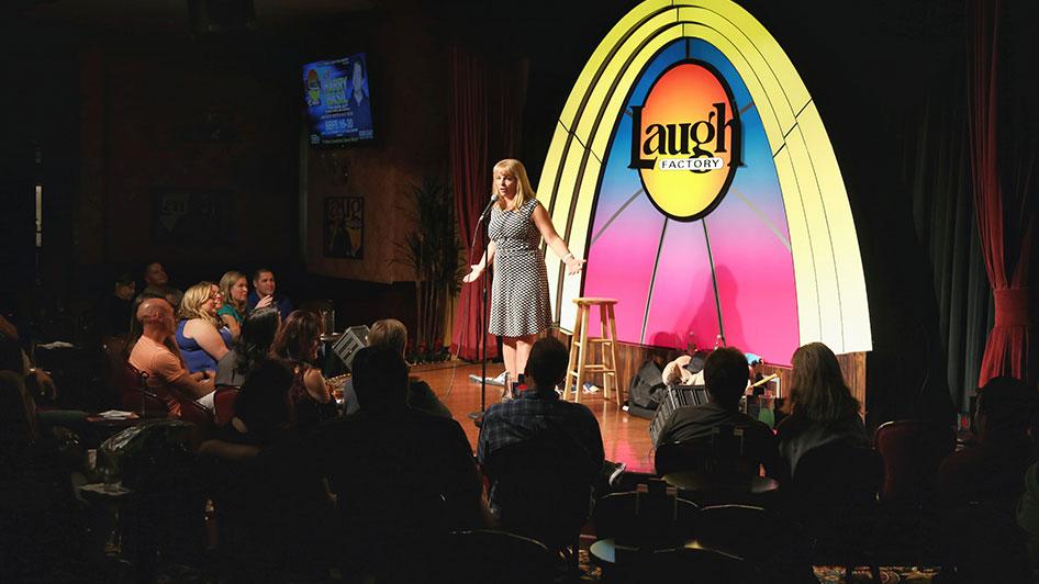 Laugh Factory Reno Events