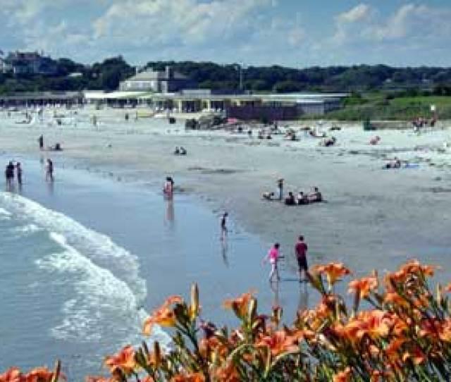 Baileys Beach In Newport Ri Credit Shutterstock