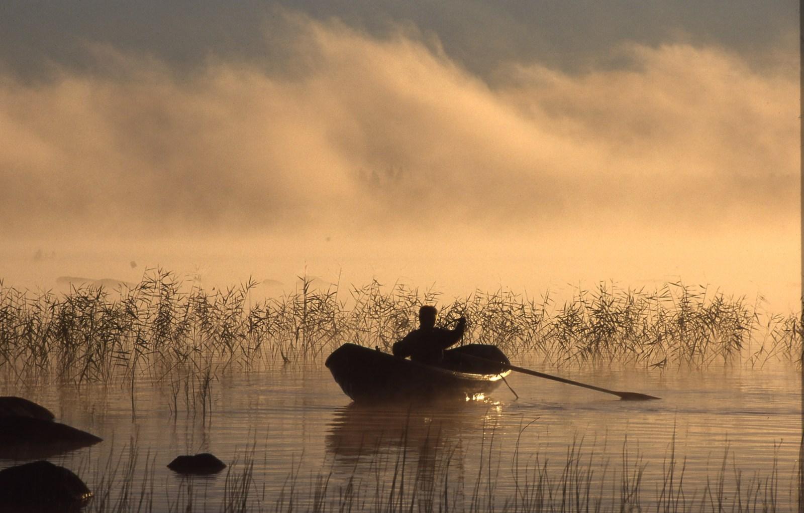 Kalastus Saarijärvi