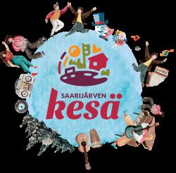 Saarijärven kesä logo