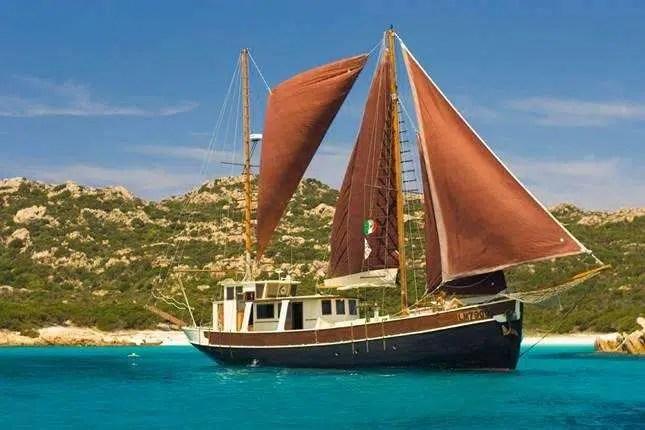 Pulcinella Sailing Ship, Pulcinella Sailing Ship