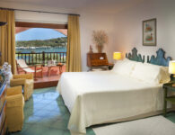 Cala di Volpe-Premium Double - Bedroom