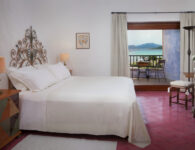 Cala di Volpe-Premium Double - Bedroom Sea view