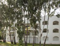 Capo Boi Garden Building