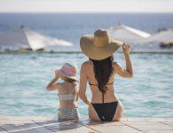 Capo Boi family pool