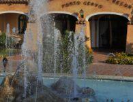 Colonna Resort Entrance
